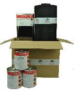 EPDM daktotaalpakket Basic 1,00mm