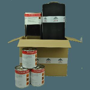 EPDM daktotaalpakket Basic 1,30mm